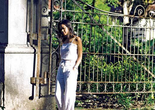 Girls Of Summer: Monique Albert-lopez
