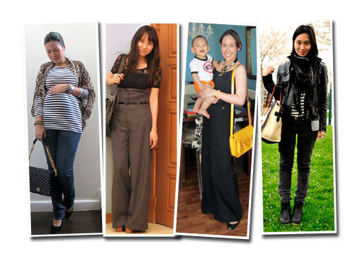 Blogger Challenge: Moms In Fashion
