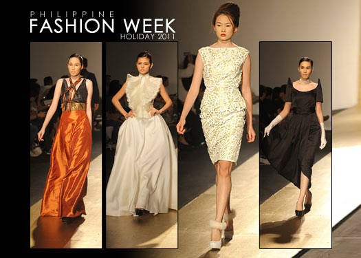 "Philippine Fashion Week Holiday 2011: ""10"""