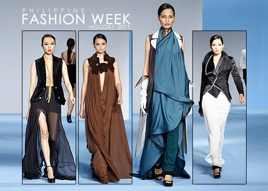 Philippine Fashion Week Holiday 2011: Luxewear
