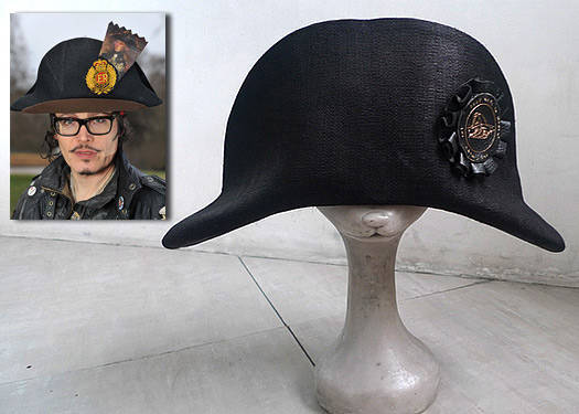 adam ant hat