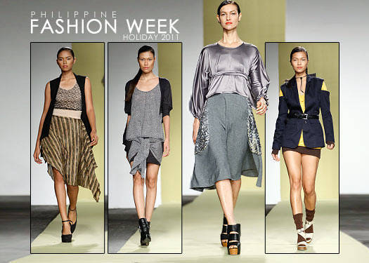 Philippine Fashion Week Holiday 2011: Ready To Wear