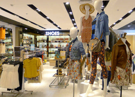 Sneak Peek: Topshop/topman Galleria