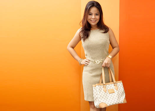 Work Wear Diaries: Marcie Linao