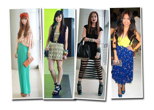 Blogger Challenge: Philippine Fashion Week Holiday 2011