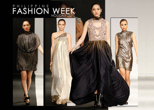 Philippine Fashion Week Holiday 2011: Visions & Trends