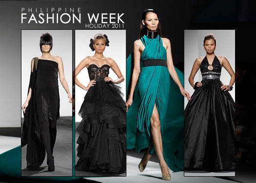 Philippine Fashion Week Holiday 2011: Grand Allure