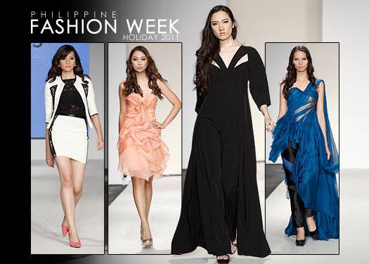 Philippine Fashion Week Holiday 2011: Premiere B