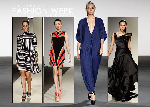 Philippine Fashion Week Holiday 2011: Premiere C