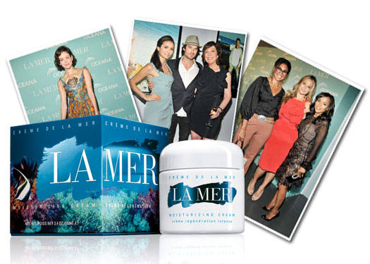 La Mer Celebrates World Oceans Day