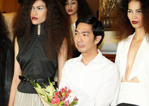Fashion Watch 2011: Joey Samson