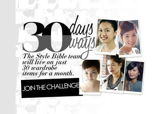 30 Days, 30 Ways