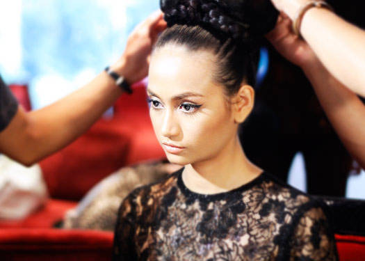 Runway Beauty: Jerome Lorico And Ito Curata Fashion Watch 2011