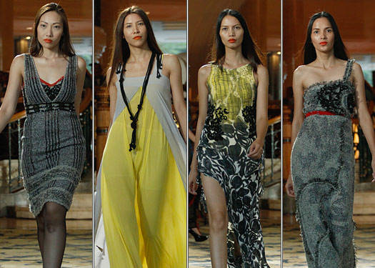 Fashion Watch 2011: Arcy Gayatin
