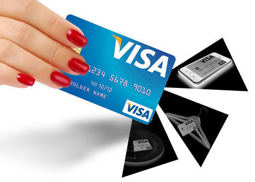 Shop Wisely With A Visa Debit Card!