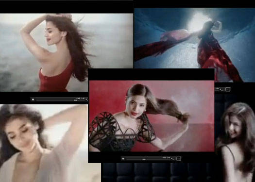 Fashion In The Fastlane: Anne Curtis' New Total Repair 5 Tvc