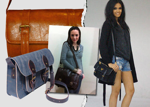 Trendspotting: Satchels