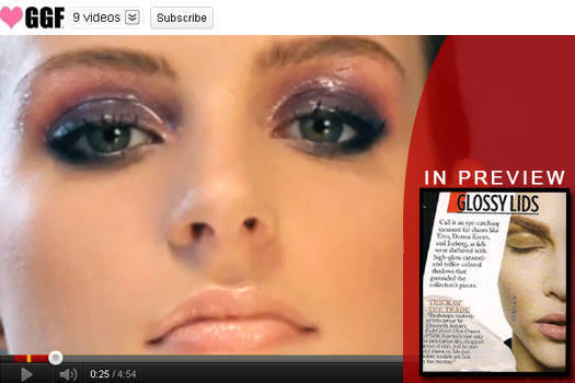 Would You Wear: Glossy Lids