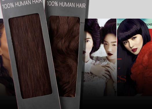 Look We Love: Hair Extensions