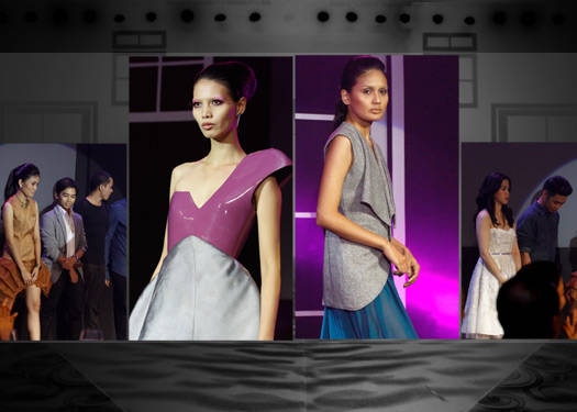Preview's Emerging Fashion Talent Awards 2011