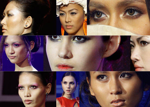 Runway Beauty: Pefta 2011