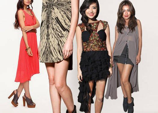Trendspotting: Mullet Skirts