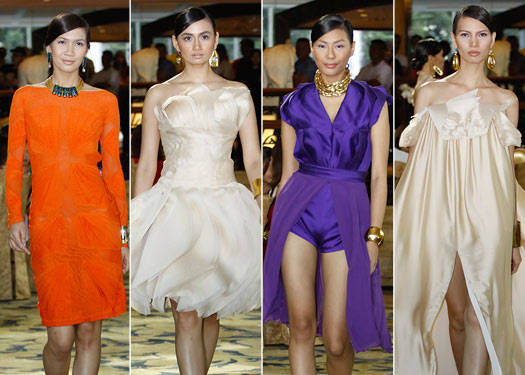 Fashion Watch Summer 2012: Francis Libiran