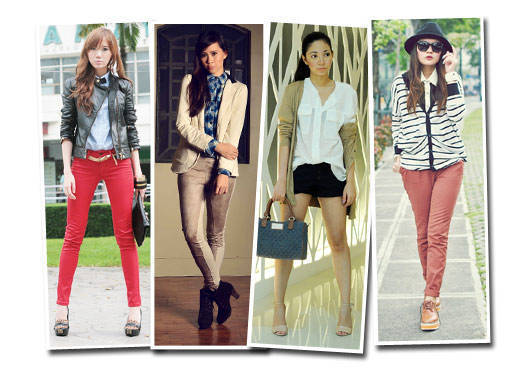 Blogger Challenge: Menswear