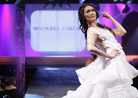 Michael Cinco For The Red Cross Ball 2011
