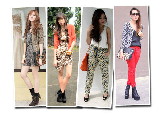 Blogger Challenge: Animal Print