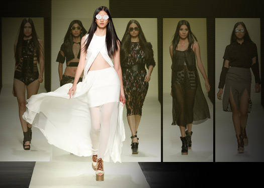 Philippine Fashion Week Spring/summer 2012: Premiere