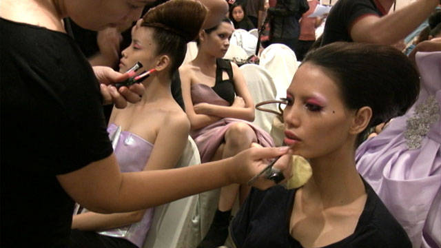 Pefta Beauty Behind The Scenes