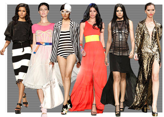 Trend Report: Philippine Fashion Week Spring/summer 2012 ...