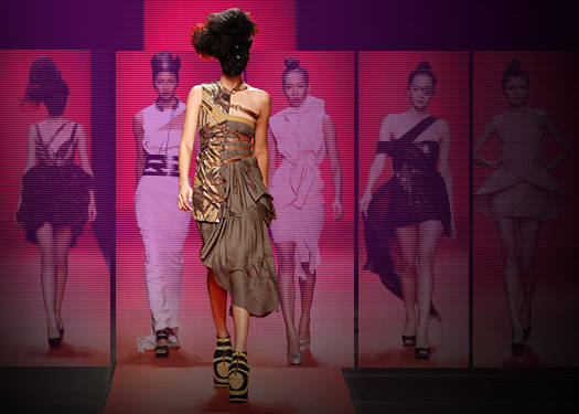 Philippine Fashion Week Spring/summer 2012: Visions & Trends