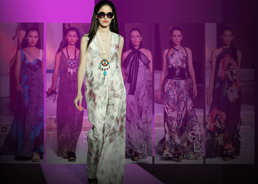 Philippine Fashion Week Spring/summer 2012: Diaz, Delos Santos, Cua