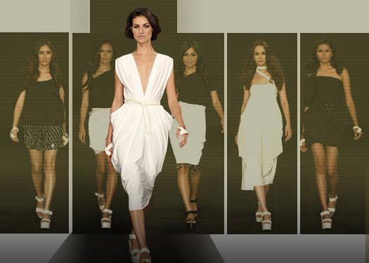 Philippine Fashion Week Spring/summer 2012: Galang, Katigbak, Cambe