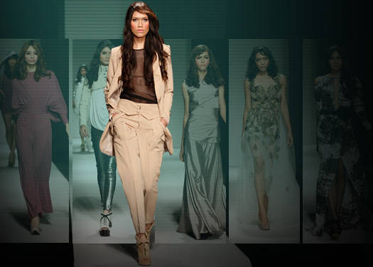 Philippine Fashion Week Spring/summer 2012: Luxewear