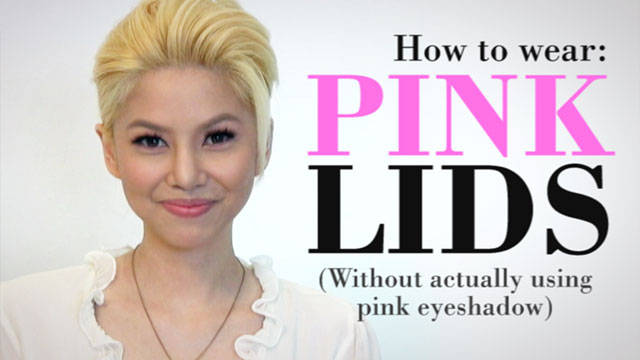 How To Wear: Pink Lids
