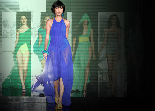 Philippine Fashion Week Spring/summer 2012: Ipanema