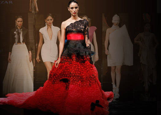 Philippine Fashion Week Spring/summer 2012: Slim's At 50