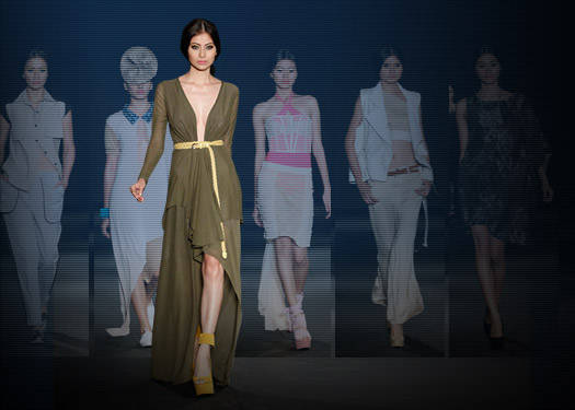 Philippine Fashion Week Spring/summer 2012: Ready To Wear
