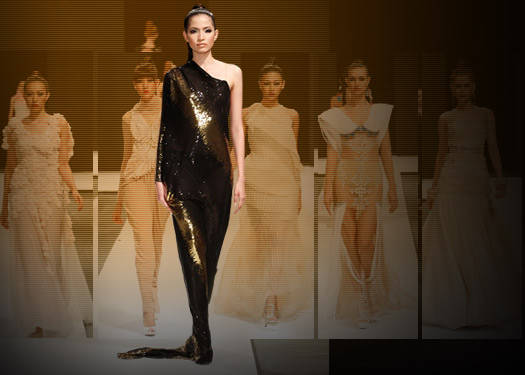 Philippine Fashion Week Spring/summer 2012: Grand Allure