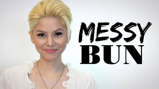 How To Wear: The Messy Bun