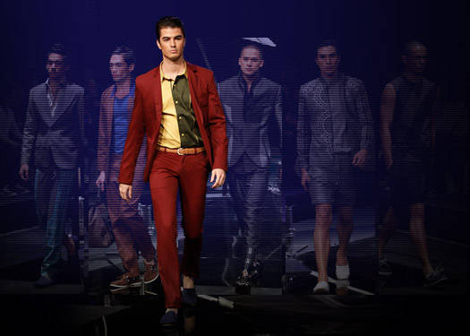 Philippine Fashion Week Spring/summer 2012: Menswear