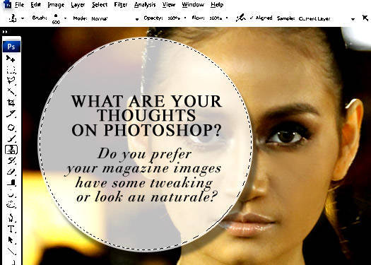 What Are Your Thoughts On Photoshop?