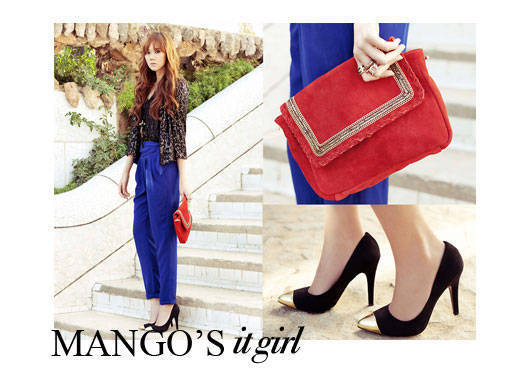 MANGO'S IT GIRL