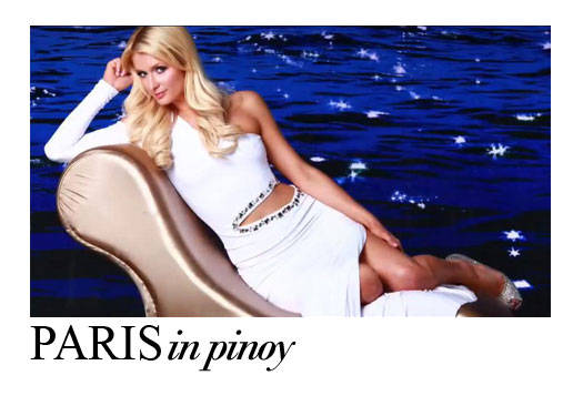 PARIS IN PINOY