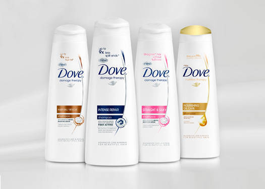 Dove Launches Hair Care Line