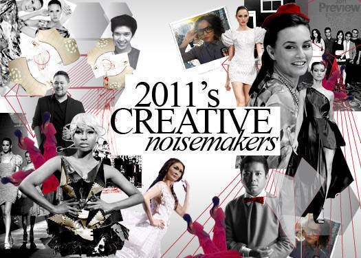 2011's Creative Noisemakers