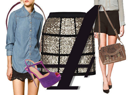 Personal Stylist: The Sequined Skirt